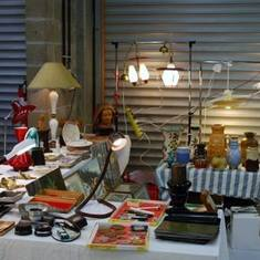 Les puces d'Hiver au circuit de Spa-Francorchamps - Events et Collections