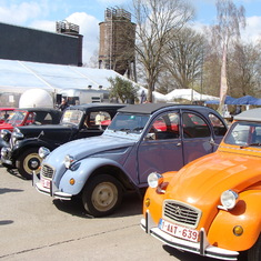 La brocante vintage de Balmoral Spa-Francorchamps - Events et Collections